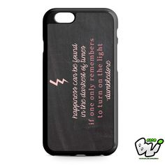 Happiness Harry Potter iPhone 6 Case   iPhone 6S Case