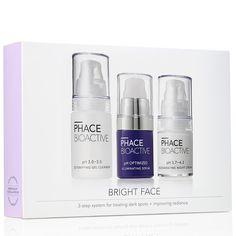 no glycols--Bright Face Kit   Phace Bioactive