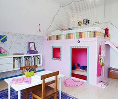 mommo design: BUNKS FOR GIRLS