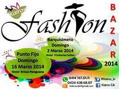 Fashion Bazar 2014Braquisimeto