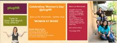 Women at work, twitter chat