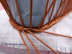 Znalezione obrazy dla zapytania šikmé pletení z papíru