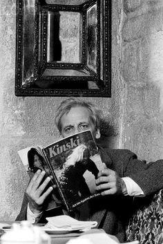 Klaus. Kinski