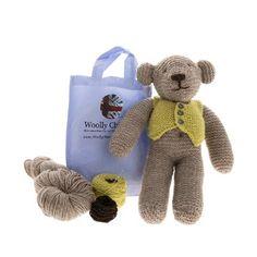 Woolly Chic Knitting Kits