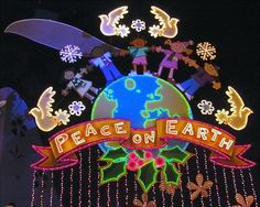peace | peace peace on earth good will to men