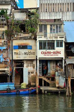 My Tho, Mekong Delta, Vietnam