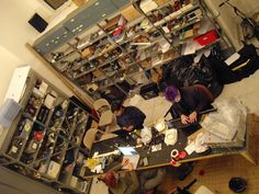 File:Noisebridge at night. Gliders, Laundry, Organization, Ink, Create, Projects, Home Decor, Getting Organized, Log Projects