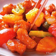 糖醋里肌食譜 - 豬肉料理 - 楊桃美食網 專業食譜
