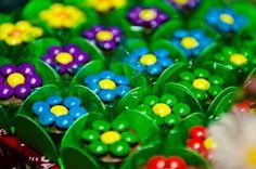 decoração cupcakes - Festa no Jardim