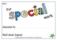 Free Kids Certificate Templates Free Kids Certificate Templates, The newbie sometimes get confused about getting ready for great template. They sometimes think that they have to stru. Free Printable Certificate Templates, Graduation Certificate Template, Certificate Of Achievement Template, Free Certificates, Free Printables, Certificate Of Appreciation, Teacher Appreciation, Kids Writing, Writing Activities