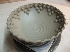 bowl stamped