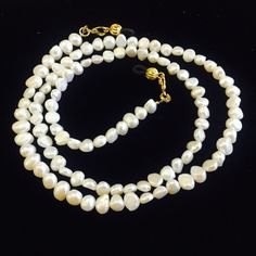 Cultured Pearl Beaded Eyeglass Chain-Necklace is at a great price. Shop now before they're gone in a flash! Visit - https://www.etsy.com/listing/267212354/cultured-pearl-beaded-eyeglass-chain?utm_source=socialpilotco&utm_medium=api&utm_campaign=api  #accessories #eyewear