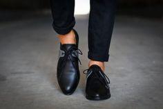 MIUCCIA Handmade Leather Shoes