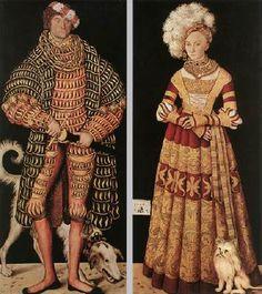 More Cranach.