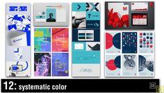 12. SYSTEMATIC COLOR Philip VanDusen, Trend of Graphic Design 2018