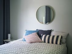 Grey bedroom Bedroom, Grey, Furniture, Home Decor, Room, Gray, Bedrooms, Home Furnishings, Interior Design