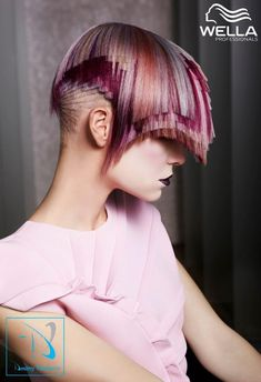 #Wella - Avant-Garde Hair Designs #hairdressing #avantgarde #peinado #vanguardia #inspiration #HandmadeBCNStudio #HairArt #Hair