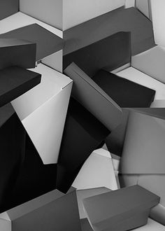 Christiane Feser : 'Latent Constructs' Series (Photography)