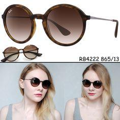 Aggiorna il tuo sguardo, #sceglitu il #colore! http://www.viegi.com/ray-ban-rb4222.html #occhiali #sunglasses #look