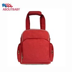 52.99$  Buy here - http://alij11.shopchina.info/go.php?t=32755677541 - 3 Colors Multifunctional Large Capacity Durable Women Nappy Bag Handbag Waterproof Maternity Mummy Bag Diaper Backpack 52.99$ #buychinaproducts