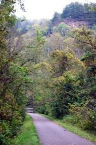 The Cannon Valley Trail is a 19.7 mile long trail in beautiful southeastern Minnesota from Red Wing to Cannon Falls