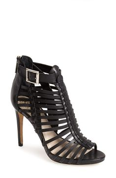 Vince Camuto 'Remmie' Leather Cage Sandal (Women) available at #Nordstrom