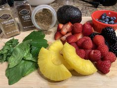 Easy Smoothie Recipe for Fighting Anxiety & Depression – Rebecca Ann Price Fruit And Vegetable Wash, Organic Fruits And Vegetables, Best Smoothie Blender, Yummy Smoothies, How To Grow Lemon, Easy Smoothie Recipes, Juicy Fruit, Lemon Balm, Fruit In Season