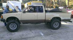 1984 nissan 720 pickup FOR SALE!!!