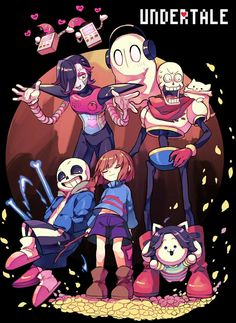 (Undertale illustration by Undertale Undertale, Undertale Drawings, Undertale Comic Funny, Game Art, Chara, Undertale Pictures, Underswap, Chef D Oeuvre, Anime Kawaii