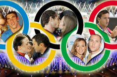 Love is in the air: British Olympic champs rush to tie the knot