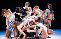 ★★★ - Hussein Chalayan – Gravity Fatigue review at Sadler's Wells, London – 'attention deficit disorder'