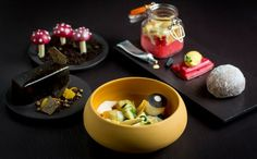 Dessert Restaurant by Sarah Barber | Hotel Café Royal NEED to try this place!