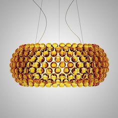 Pendente Caboche by Foscarini. Disponível na Ideally Iluminação!