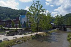 WELCH, WEST VIRGINIA -- This town used to be all about coal mining, but today it's rich in history thanks to the Kimball War... - Getty