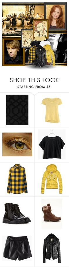"""""""To love is to destroy, and to be loved, is to be the one destroyed"""" by annabelle-95 ❤ liked on Polyvore featuring Iman, American Vintage, Madewell, Uniqlo, Hollister Co., Forever 21, tmi, themortalinstruments and clace"""