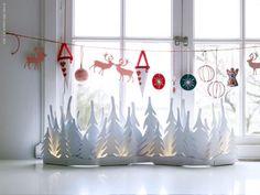 from Ikeas blog Livet hemma 2010, via the blog La Maison d'Anna G.