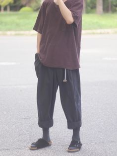 Instagram → shibadooooom Loose Fit, Men Fashion, Swag, Normcore, Hero, Casual, Clothing, How To Wear, Outfits