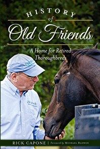 Welcome to Old Friends Equine - A Retirement Home for Thoroughbred Race Horses Old Friends Equine http://www.oldfriendsequine.org  Such a wonderful organization, and amazing group of supporters...Join Us in making life for Thoroughbreds after they have run their races - just as winning!  Thank you.