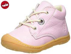 Ricosta Baby Mädchen Cory Lauflernschuhe, Pink (Blush), 22 EU - Kinder sneaker und lauflernschuhe (*Partner-Link)