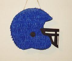 casco de Football americano Pinata por pinatas20 en Etsy