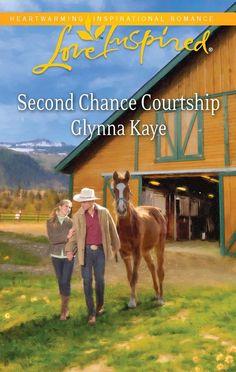 Glynna Kaye - Second Chance Courtship / #awordfromJoJo #ChristianFiction