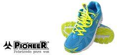 Tennis running para hombre y mujer Pioneer!... están fabricadas y diseñadas para resistir el camino de los deportistas. Consiguelas en: Outlet Sport. #Deportes #ore#Calzado