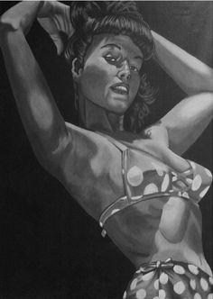 artFido | fetching art | Bettie Page | 2736665662