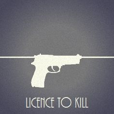 016 Licence to Kill by bebespectacled, via Flickr