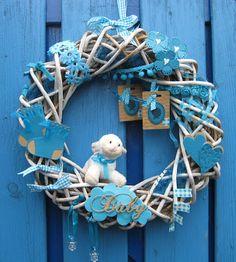 Hanukkah, Diy And Crafts, Van, Wreaths, How To Make, Home Decor, Bebe, Presents, Decoration Home