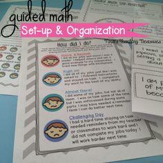 Help students self-assess their math progress with this Guided Math Self-Reflection sheet. Math Classroom, Kindergarten Math, Teaching Math, Math Math, Teaching Ideas, Classroom Behaviour, Classroom Ideas, Math Teacher, Elementary Math