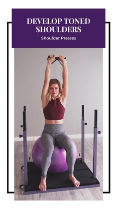 Easy Workouts, At Home Workouts, Back Exercises, Shoulder Workout, Helpful Hints, Evolution, Health, Fitness, Easy Fitness