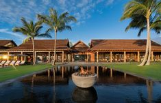 Kohanaiki: Where the Mega-Rich Hide Away on Hawai'i Real Estate Houses, Estate Homes, Open Concept Great Room, Hawaiian Homes, Coast Style, Sport Fishing, Mountain Resort, Indoor Outdoor Living, House In The Woods