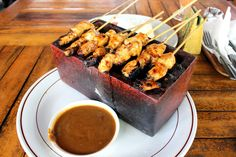 CHICKEN SATAY - 8 Singaporean foods you need to try | The Chronicles of Wanderlust