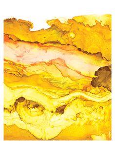 Un trío de impresiones muestra el balanceo del mar y cielos tormentosos en tonos de azul, oro y gris. . . . . . . . . . . . . . . . . Impresión de Giclee en el papel de calidad de archivo de y tinta original en cuadros de azulejos. Marcos no están incluidos en este listado. Póngase en contacto con nosotros si usted está interesado en la formulación de su arte. Impresiones se pueden comprar por separado: Indigo marejada de tormenta: https://www.etsy.com/listing/222934288/storm-swell-indig...